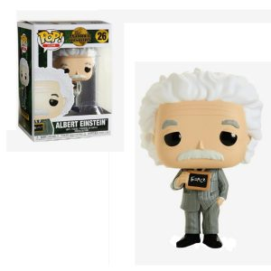 Albert Einstein Funko Pop Vinyl