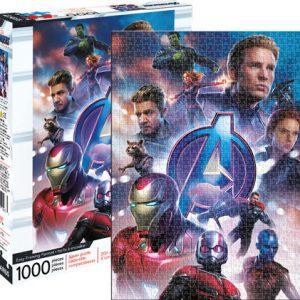 Avengers Endgame 1000pc Puzzle