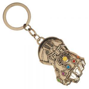 Avengers Thanos Gauntlet Keychain