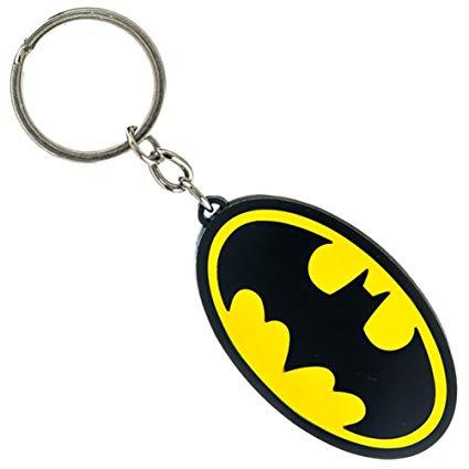 Batman Metal Keychain