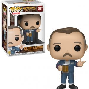 Cheers Cliff Clavin Funko Pop Vinyl
