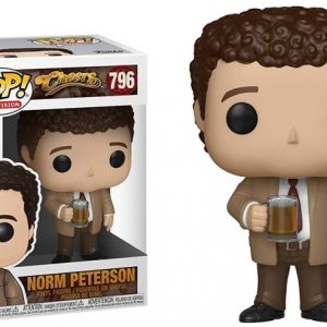 Cheers Norm Peterson Funko Pop Vinyl