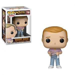 Cheers Woody Boyd Funko Pop Vinyl