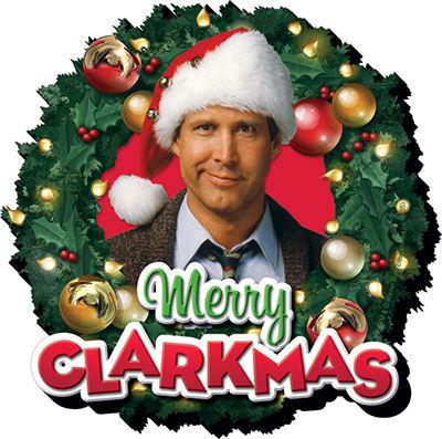Christmas Vacation Clark Chunky Magnet