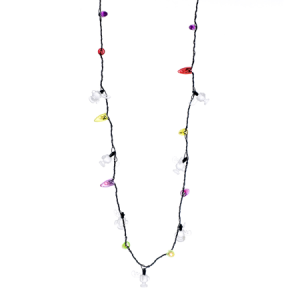 Christmas Vacation LED Moose Necklace