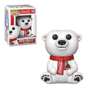 Coca-Cola Polar Bear Funko Pop Vinyl