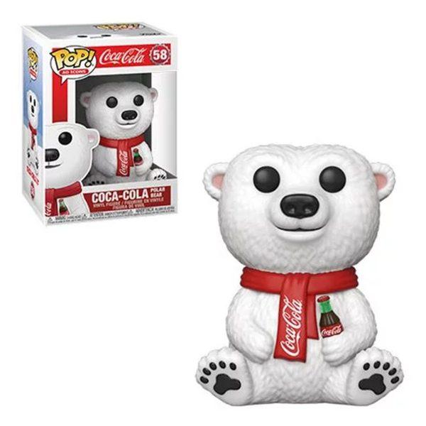 Coca-Cola Polar Bear Funko Pop Vinyl