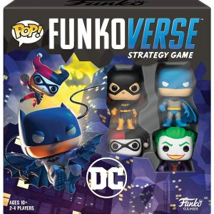 DC Batman Funkoverse Strategy Game