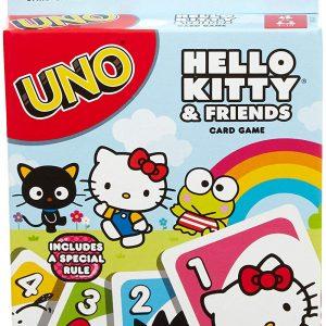 Hello Kitty Uno