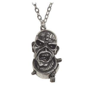 Iron Maiden Eddie Pendant Necklace