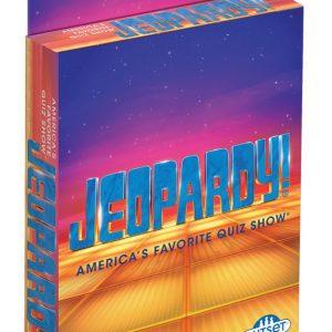 Jeopardy Card Game