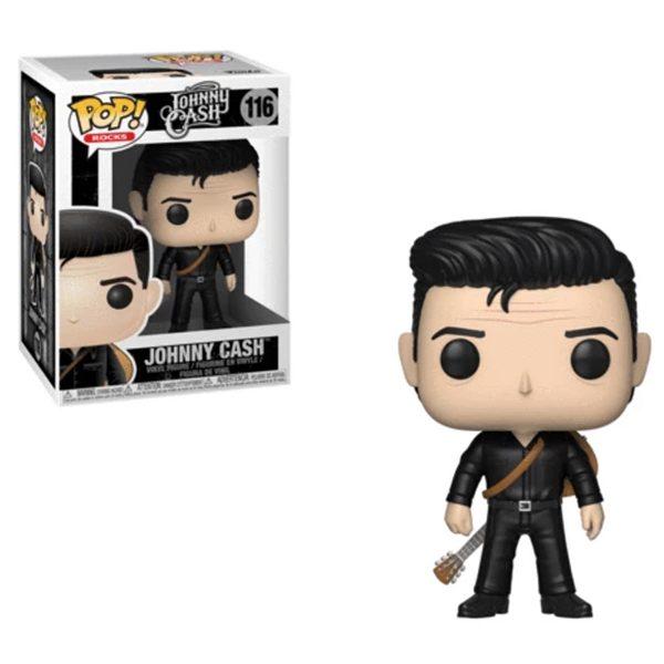 Johnny Cash Man in Black Funko Pop Vinyl