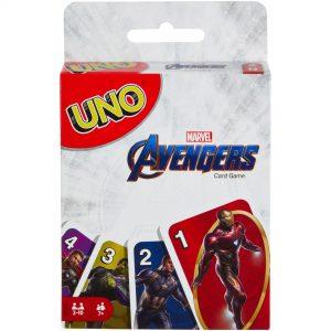 Marvel Avengers Uno
