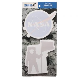 NASA 2pc Sticky Note Set