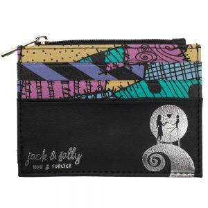 Nightmare Before Christmas Jack and Sally Wallet