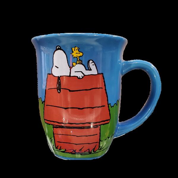 Peanuts Snoopy Chillin Mug