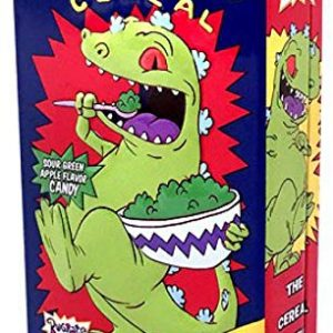 Reptar Cereal Candy Tin