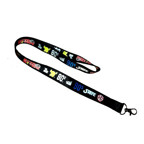 Retro Active Lanyard