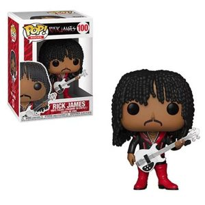 Rick James Funko Pop Vinyl