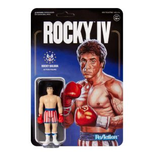Rocky IV Rocky Action Figure