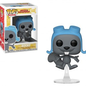 Rocky and Bullwinkle Rocky Funko Pop Vinyl