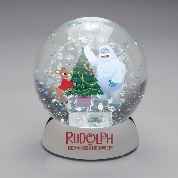 Rudolph and Bumble Waterdazzler