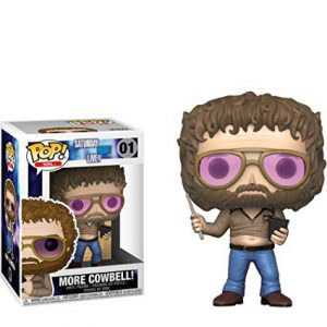 SNL More Cowbell Funko Pop Vinyl