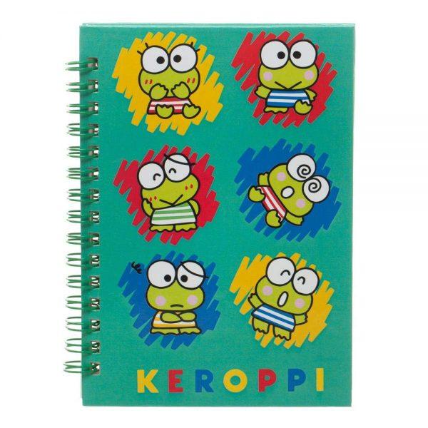 Sanrio Keroppi 6 inch Journal