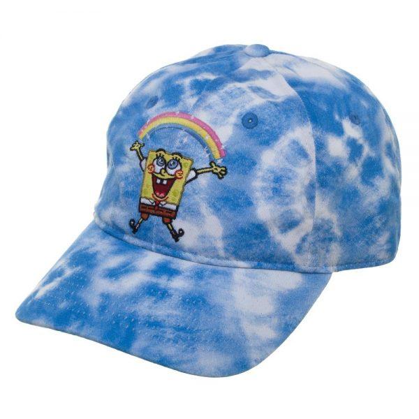 Spongebob Squarepants Tye Dye Hat