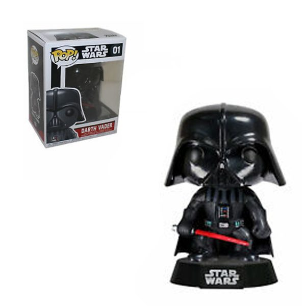 Star Wars Darth Vader Funko Pop Vinyl