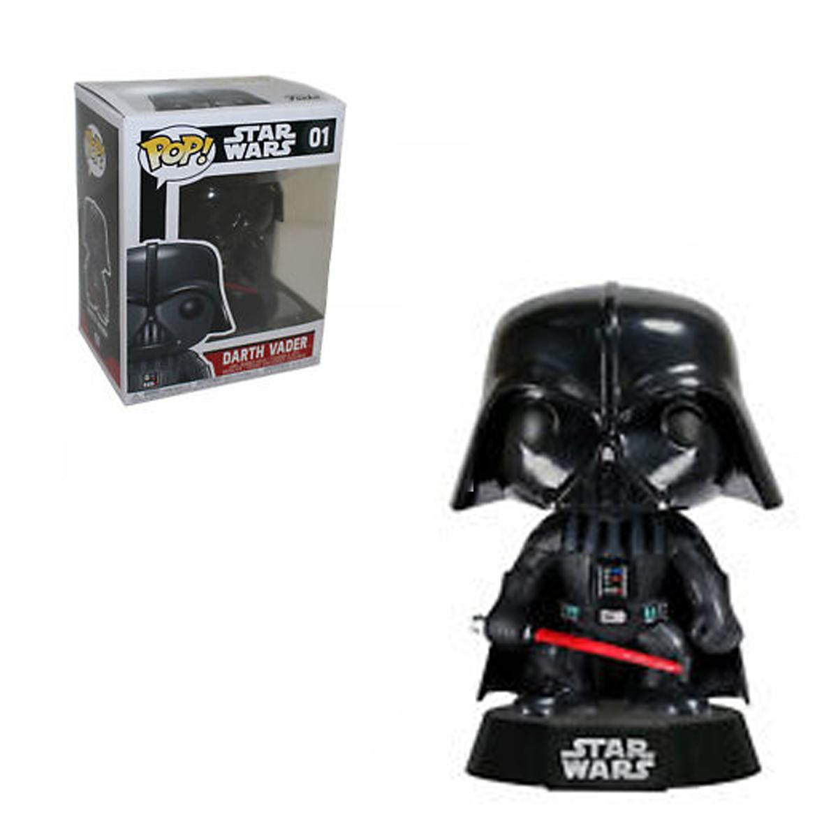 Star Wars Funko Pop Vinyl Darth Vader 01