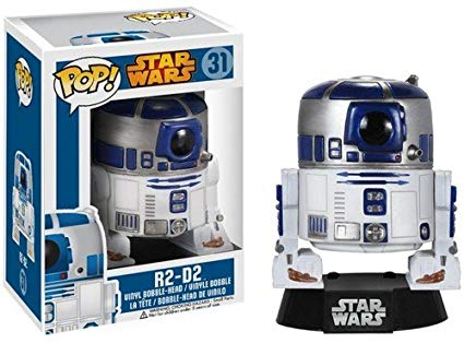 Star Wars R2-D2 Funko Pop Vinyl