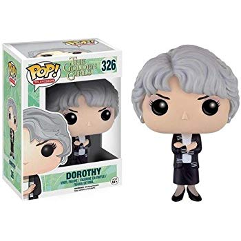 The Golden Girls Dorothy Funko Pop Vinyl