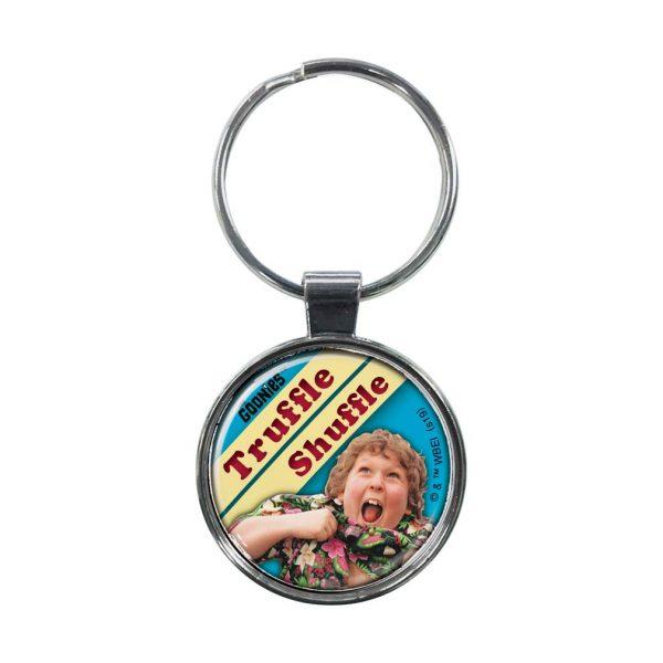 The Goonies Truffle Shuffle Keychain
