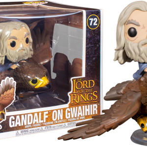 The Lord of the Rings Gandalf on Gwaihir Funko Pop Vinyl