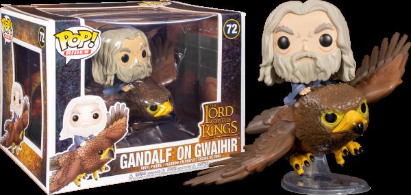 The Lord of the Rings Gandalf on Gwaihir Funko Pop Vinyl