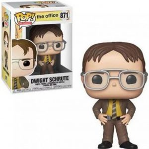 The Office Dwight Shrute Funko Pop Vinyl