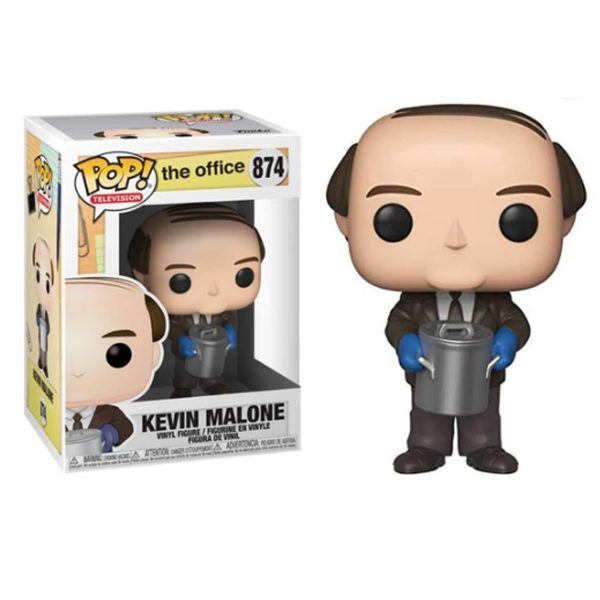 The Office Kevin Malone Funko Pop Vinyl
