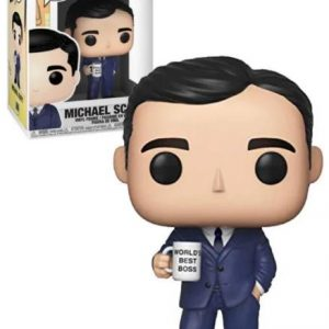 The Office Michael Scott Funko Pop Vinyl
