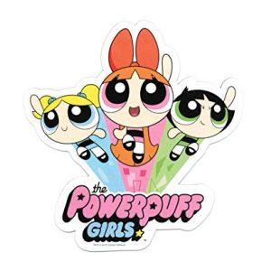 The Powerpuff Girls Car Magnet