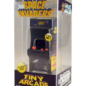 World's Smallest Space Invaders