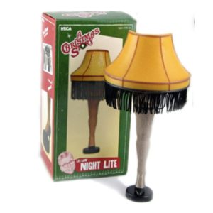 A Christmas Story Leg Lamp Night Light