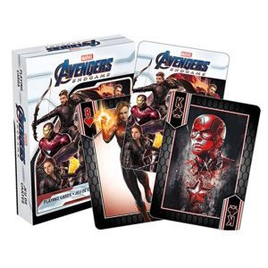 Avengers Endgame Playing Cards