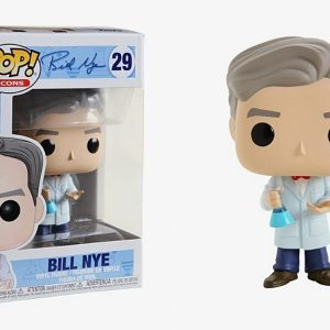 Bill Nye the Science Guy Funko Pop Vinyl