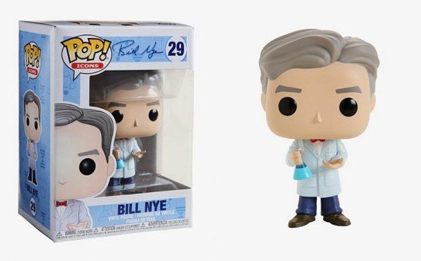 Bill Nye the Science Guy Funko Pop Vinyl