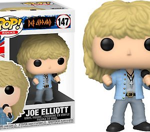 Def Leppard Joe Elliott Funko Pop Vinyl