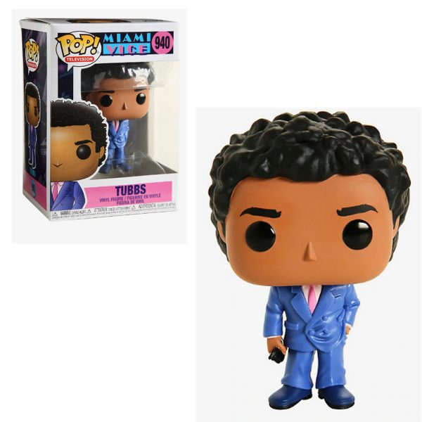 Miami Vice Tubbs Funko Pop Vinyl