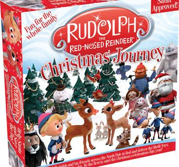 Rudolph Christmas Journey