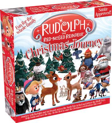Rudolph Christmas Journey