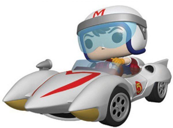 Speed Racer with Mach 5 Funko Pop Vinyl